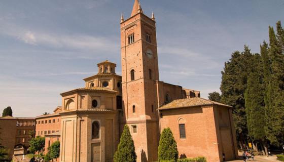 Abbazia di Monte Oliveto Maggiore - new